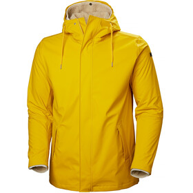 Helly Hansen Moss Insulated Rain Coat Men, essential yellow